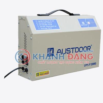 Bình Lưu Điện Cửa Cuốn Austdoor P2000